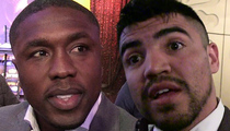 Andre Berto -- I Didn't Call Ortiz a F** ... I Respect Gay People
