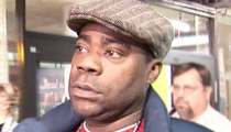 Tracy Morgan -- 'Taxi' Got Me Through Suicidal Moments
