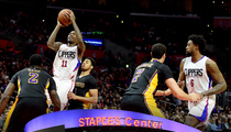 L.A. Lakers ... Terrorist Threat at Game ... 'You Are All Going to F***** Die Tonight'