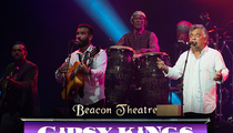 Gipsy Kings Concert -- Fan Sues Over Nasty Fall ... Security Let Me Break My Face