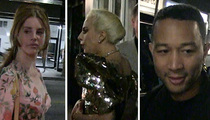 Lady Gaga -- Epic 30th Birthday Party Features Michael Jackson Gift (VIDEO)