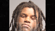 Rapper Fat Trel -- Busted for Fake Ass $50 Bills ... Blames Dat ATM Dough (MUG SHOT)