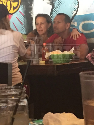 Alex Rodriguez and Anne Wojcicki -- The Lunch Date