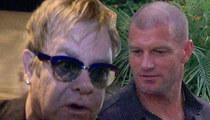 Elton John -- Ex Security Guard Is a Lawsuit-Happy Liar