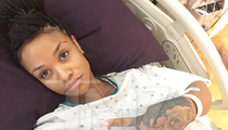 Fetty Wap -- Jets in for Baby Birth ... Masika's In Labor! (PHOTO)
