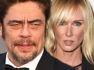 Remember When Kimberly Stewart Had Benicio Del Toro's Baby? Wait'll You See Their Daughter NOW!