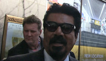 George Lopez -- When I Golf ... White Caddies Only! (VIDEO)
