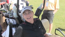 Abby Wambach -- Setting Up Retirement Golf Game ... With Kobe and Peyton! (VIDEO)