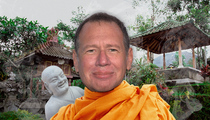 Garry Shandling -- Buddhist Honors in Death