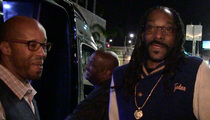Snoop Dogg -- I'll Save Roscoe's Chicken N Waffles (VIDEO)