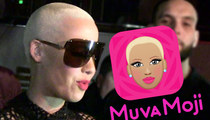 Amber Rose -- Haters Can Hate ... My App Just Made Me Millions!!