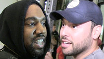 Kanye West -- Scooter Braun's My New Lucky Charm