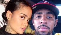 Kyrie Irving -- 'Nothing But Love for Kehlani' ... But Blames Her Ex