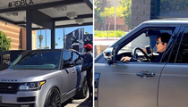 Kendall Jenner -- Drops $10,000 to Match Mom's Car (PHOTOS)