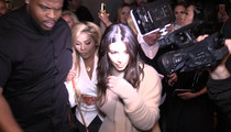 Kim Kardashian -- Follow Me, Lil' Kim ... I've Done This Before (VIDEO)