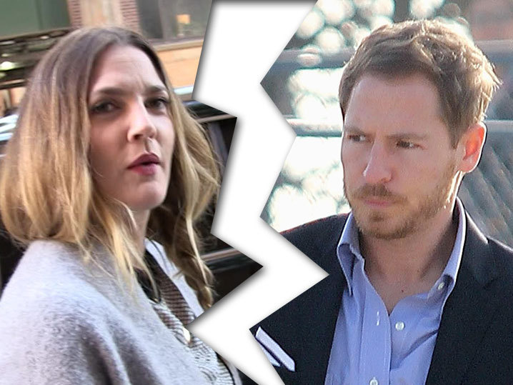 Drew Barrymore Separated from Third Husband ... According ...
