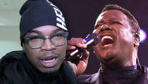 Ne-Yo -- Remixing 'One Shining Moment' ... But Not Usurping Luther