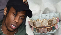 Travis Scott -- Taste The Rainbow ... It Only Cost Me $25,000 (PHOTO)