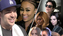 The Kardashians -- Radio Silent On Rob's Engagement