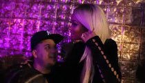 Rob Kardashian & Blac Chyna -- Congratulations from Your Friendly Strip Club DJ (VIDEO)
