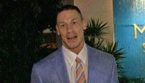 John Cena -- I Would Donate My Brain ... If It Could Help Others (VIDEO)