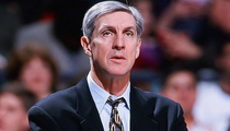 NBA Legend Jerry Sloan -- Diagnosed with Parkinson's & Dementia