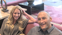 UFC's Dan Henderson -- This Is How You Land A Hot Wife ... Like Mine