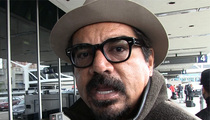 George Lopez -- Defends Using White Caddies ... Not Racist, It's a Fact (VIDEO)