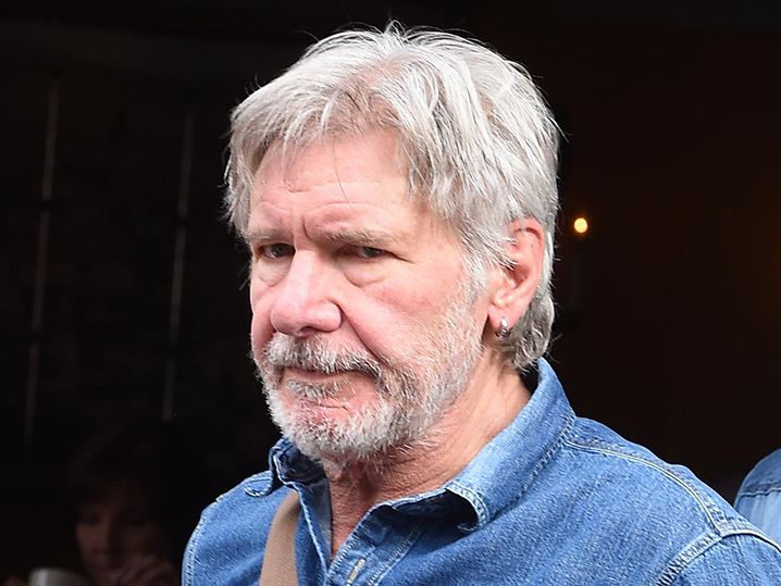 Harrison Ford -- Phony...
