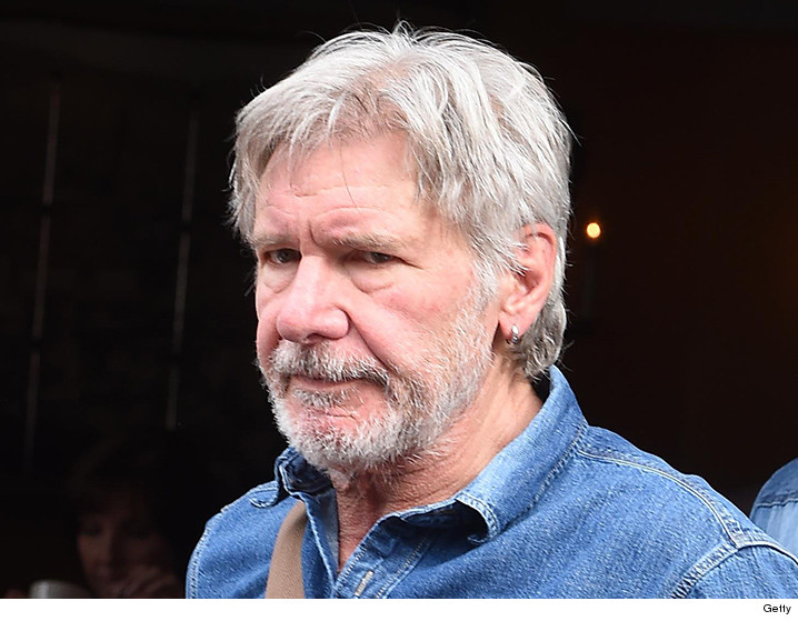 Harrison Ford has been...