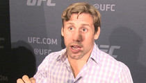 UFC's Urijah Faber -- Mario Lopez Can Fight ... 'He's the Real Deal'