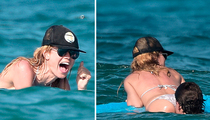 Heidi Klum -- Bite My Buns, Hun (PHOTOS)