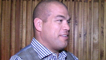 Tito Ortiz -- Off the Hook in Vegas Battery Case