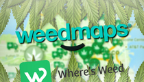 Weedmaps -- Wages War on Competing Pot Co. ... You're Just a Clone, Dude