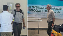 Harrison Ford -- I'm NO Fugitive ... I'm Just On Vacay (PHOTOS)