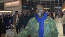 Kanye West -- I'm Grudgingly Team Rob (VIDEO)