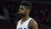 Nerlens Noel Sued -- WORST RENTER EVER ... Weed, Gatorade Stains & Death Threat (PHOTOS)