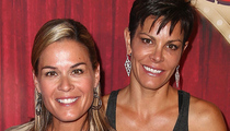Cat Cora -- Betrayed by Wife ... I Do the Divorcing Around Here