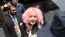 Cyndi Lauper -- WTH Did She Say About North Carolina's Anti-LGBT Law?! (VIDEO)