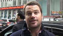Chris O'Donnell -- Back Off Jordan Spieth ... Guy's Still a Beast (VIDEO)