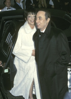 David Gest and Liza Minnelli -- The Wedding Photos