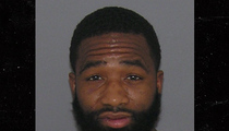 Adrien Broner -- Locked Up In Ohio ... Over Reckless Driving Conviction (MUG SHOT)