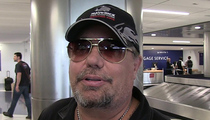 Vince Neil -- Security Footage Confirms Hair Pull ... Woman Claims Neck & Back Injuries