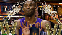 Kobe Finale -- Massive Post-Game Party Planned ... Will Kobe Show?