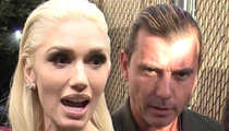 Gwen Stefani -- Gets Off Easy in Divorce ... Thanks to Gavin