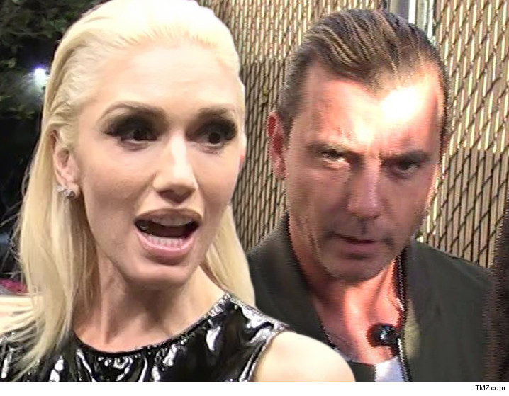 Gavin Rossdale and Gwen Stefani agree settlement