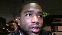 Adrien Broner -- I Need a Jail Pen Pal ... Please Write Me!