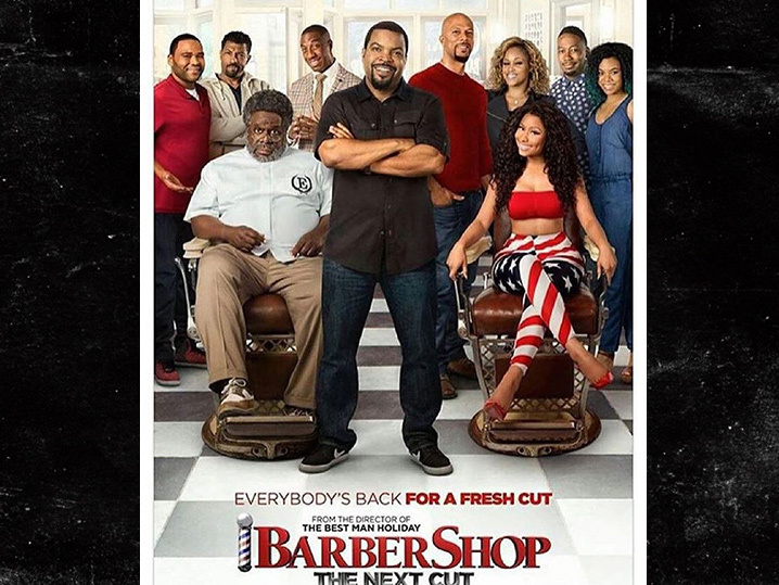 Barbershop 3 : Barbershop 3 Movie Will Hit The Big Screen ... Judge Cuts Up Lawsuit ...
