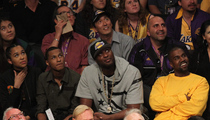 Lamar Odom -- Reunited with His Kids ... Courtesy of Kobe Bryant (PHOTO)