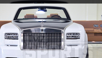 Floyd Mayweather -- Buys Girlfriend $550k Car ... Her 4th Whip In 2 Years (PHOTOS)